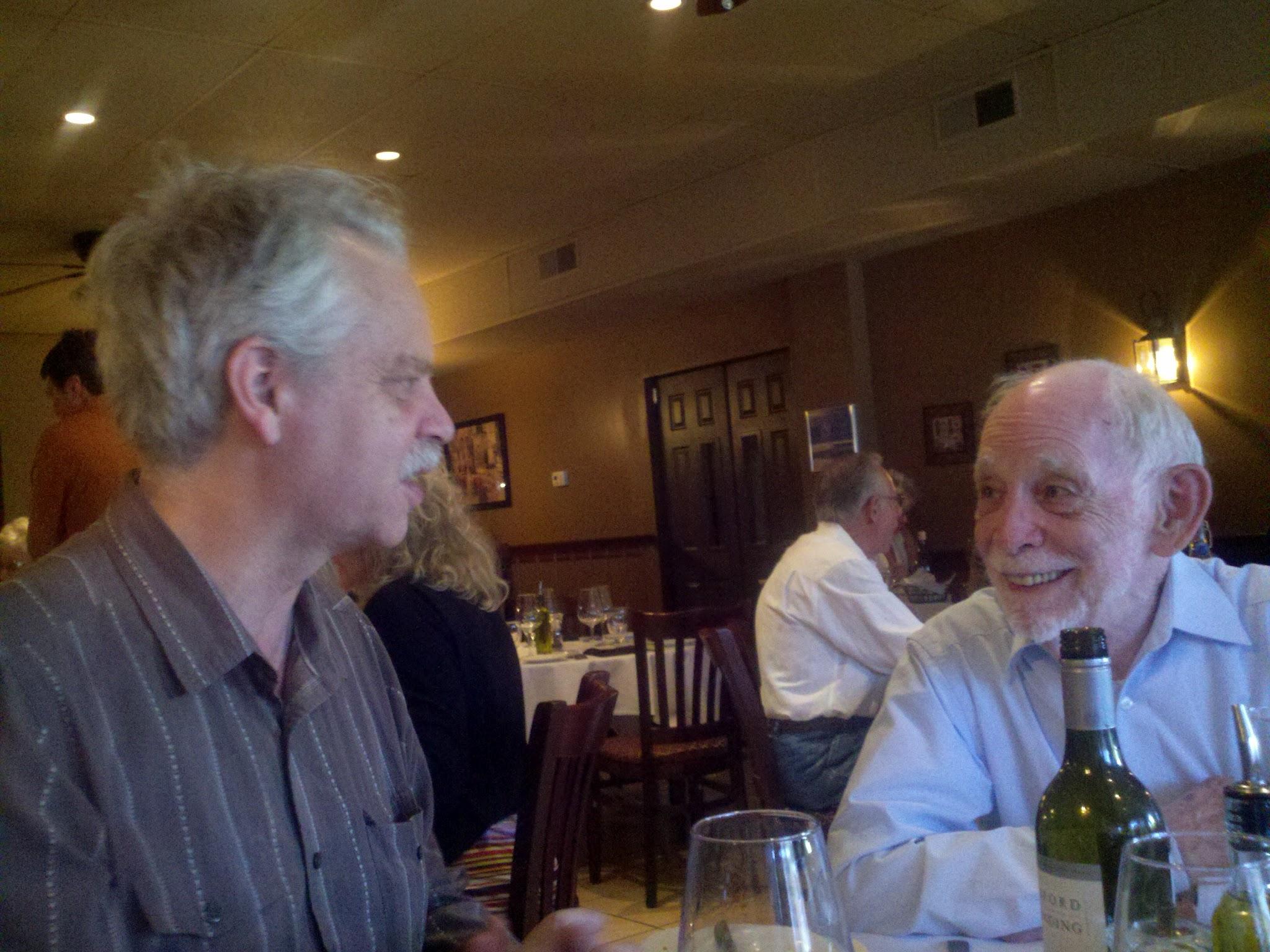 Uncle john and carlo