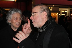 Carole Chazin and Alan Berliner