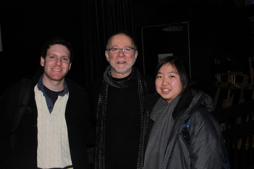 Josh Glick, Alan Berliner, Eunju Namkung