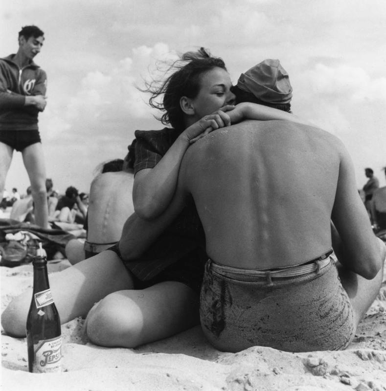Morris Engel's Coney Island Embrace