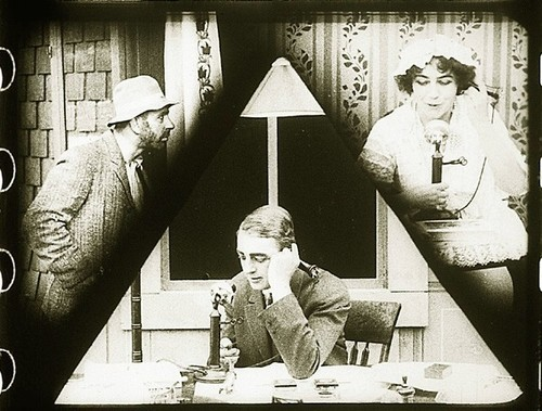 Lois Weber's Suspense (1913)