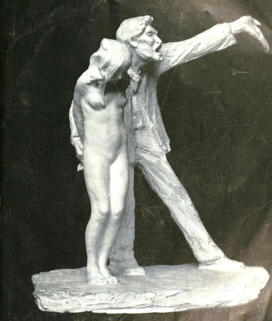 Eberle's The White Slave (1913)