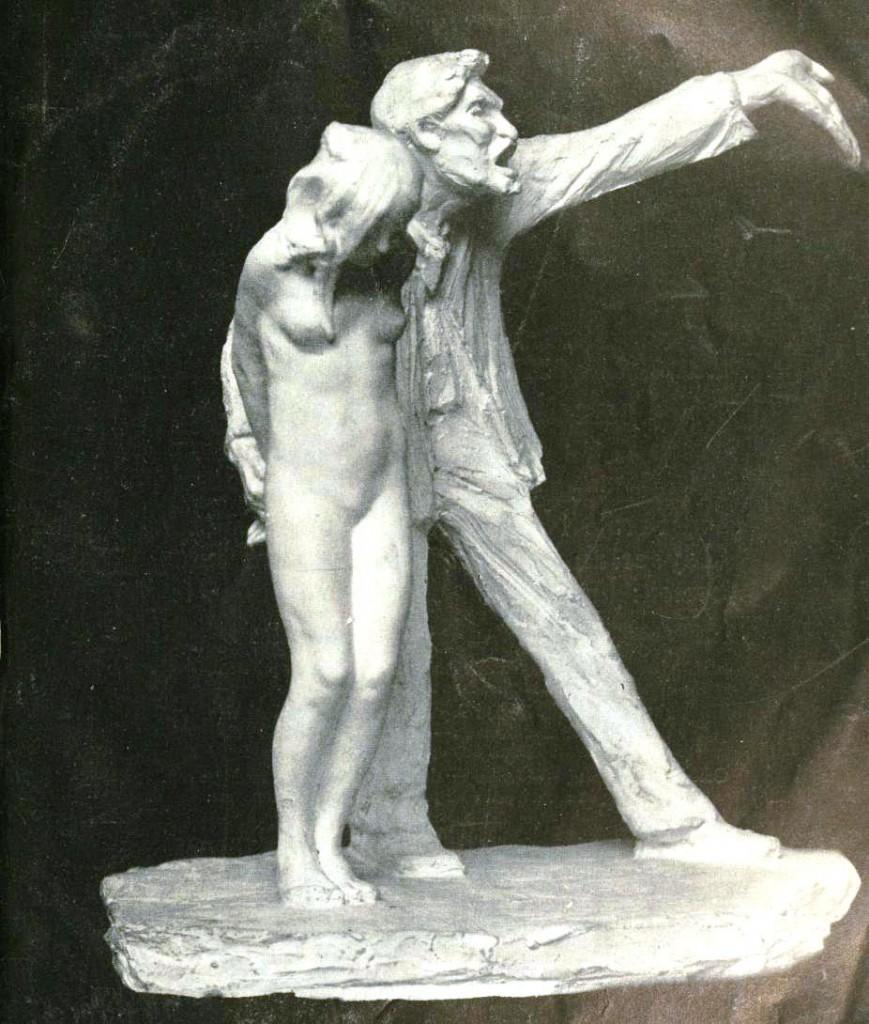 Eberle's The White Slave (1913)