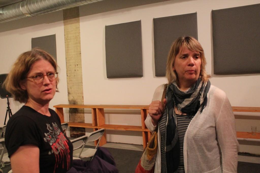 Julie Talens & Linda Hoaglund