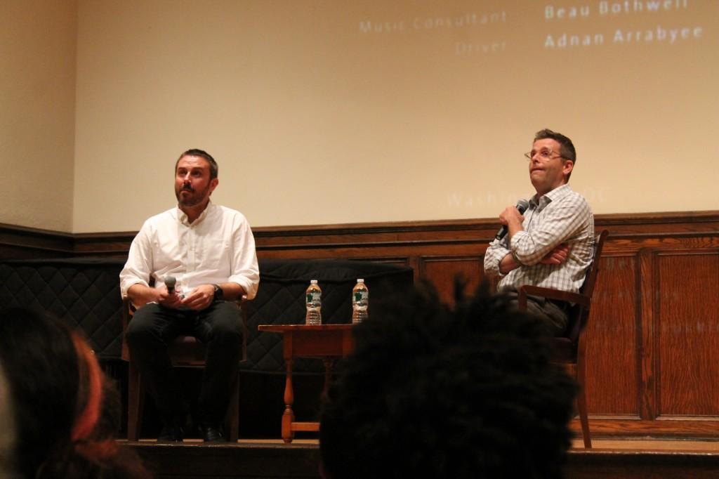Jeremey Scahill & Michael Kelleher
