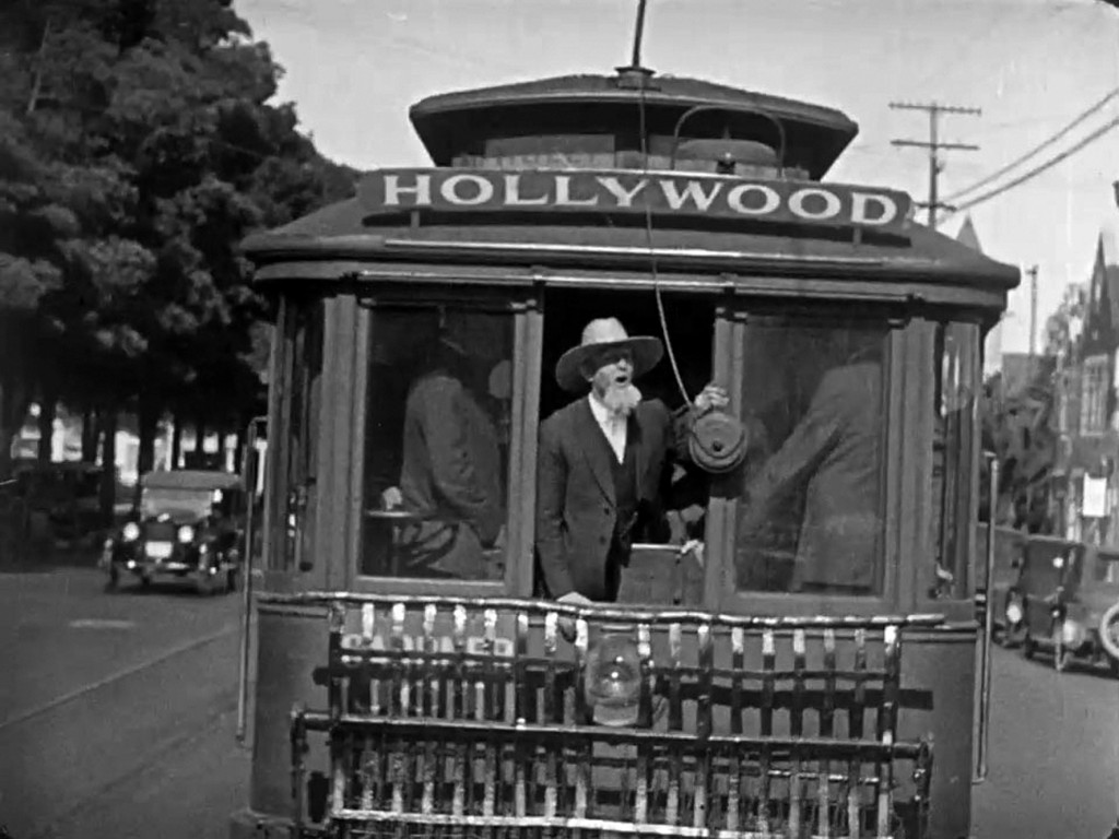 Hollywood Snapshots (1922)