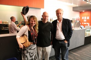 With Erin Finicane and Michael…